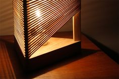 Delta Lamp: A Customizable Light Made from Rubber Bands - Malet Thibaut