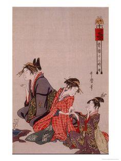 Schoonheid Op: Kitagawa Utamaro