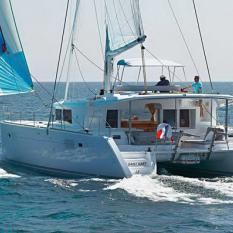 Catamaran Lagoon 450 for charter in Athens, Greece