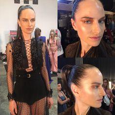Backstage #makeup #macteam #irogixona_mua