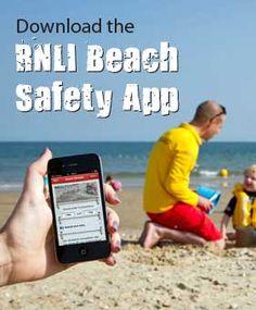 RNLI beach safety   Good Beach Guide
