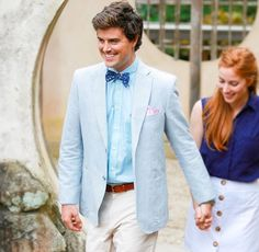 There is no better time than the weekend, and there is no better shirt for the weekend than this one. Step your button down game up with this phenomenal shirt from Southern Proper! Throw on a blazer and bow tie and there's no way anyone can stop you. Preppy Outfits, Preppy Style, Prep Boys, Southern Proper, Southern Charm, Southern Style, Derby Attire, Preppy Mens Fashion, Style Fashion