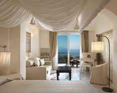 Capri Palace Hotel, Anacapri - Italy - mediterranean - bedroom - other metros - Fabrizia Frezza Architecture & Interiors