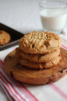 Bake Shoppe Peanut Butter Cookies