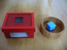 A la douce: Une boîte à formes évolutive