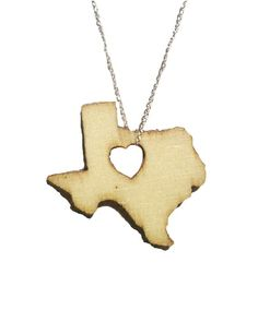 The Texas Necklace by JewelMint.com, $29.99 Loving this!