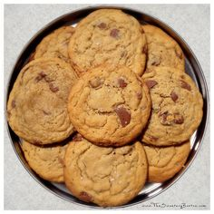 Salted Peanut Butter Cup Chocolate Chip Cookies - http://www.browneyedbaker.com/2014/05/12/salted-peanut-butter-cup-chocolate-chip-cookies/