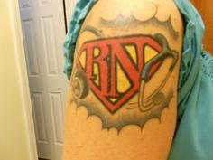 Nurse Tattoo