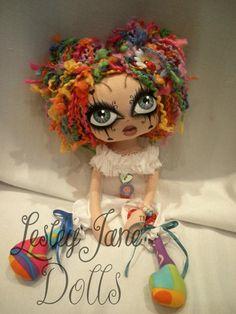 Jojo  © Lesley Jane Dolls 2012  ~Sold~