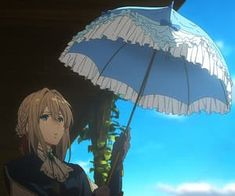 Animated gif about cute in Violet Evergarden by Naho All Anime, Manga Anime, Anime Art, Violet Evergreen, Violet Evergarden Anime, Chibi, Kyoto Animation, Another Anime, A Silent Voice