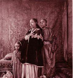 Empress Taitu Betul