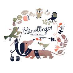 #dog illustration by Darling Clementine  http://www.bellabellavita.com/2013/06/dog-lovin-dog-illustrations-in.html
