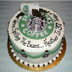 Pastel de starbucks cake