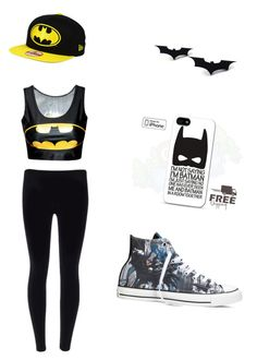 """""""comic book fashionista"""" by kaylo32 ❤ liked on Polyvore featuring Converse and Samsung"""