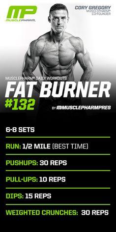 FatBurner #132