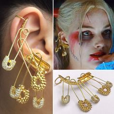 See related links to what you are looking for. Harley Quinn Halloween, Joker And Harley Quinn, Harley Quinn Tattoo, New Halloween Costumes, Vampire Costumes, Pirate Costumes, Diy Costumes, Diy Halloween, Professional Outfits