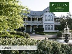 Peppers Convent B&B, Hunter Valley, NSW, Australia .... most gorgeous honeymoon spot ever!  Stars at night are breathtaking!