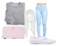 Sin título #2 by lucero-torres7 on Polyvore featuring polyvore, fashion, style, Blair, Vans, Calvin Klein, Serapian and clothing