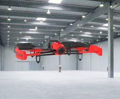 Parrot BeBop Drone 14 MP Full HD 1080p Fisheye Camera Quadcopter