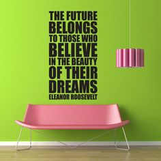 Beauty of Dreams Eleanor Roosevelt Vinyl Wall Decal Quote Art... ($20) ❤ liked on Polyvore featuring home, home decor, wall art, black, home & living, home décor, wall decals & murals, wall décor, wall stickers and vinyl wall decals