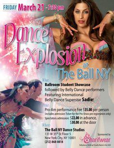 Dance Explosion Showcase! at The Ball NY Dance Studios #nyc #studio #showcase #dance