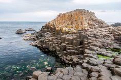 UNESCO World Heritage Site #258: Giants Causeway and Causeway Coast, Northern Ireland