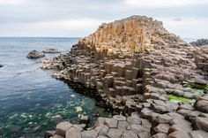 UNESCO World Heritage Site #258: Giants Causeway and Causeway Coast, Northern Ireland