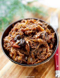 Bigos Chorizo, Chili, Pork, Food And Drink, Beef, Kale Stir Fry, Meat, Chile, Chilis