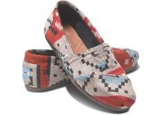 Wish list!  Tribal Knit Women's Classics hero