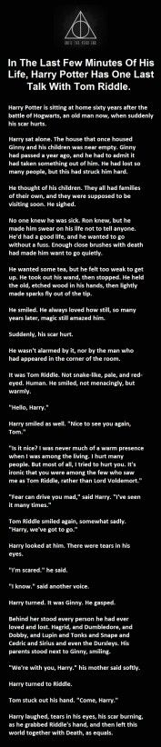 I'm not crying...honest. However, great wizards age differently than others. Idt Harry would be dying so young. That being said, these aren't tears, there's a Nimbus 2000 in my eye.