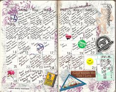I really love this journaling idea
