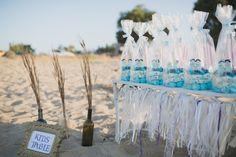 Sunset beach wedding | Crete for Love