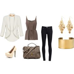 Untitled #5, created by demelzaw on Polyvore