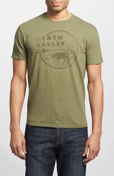 Men's Lucky Brand 'Death Valley' Graphic T-Shirt