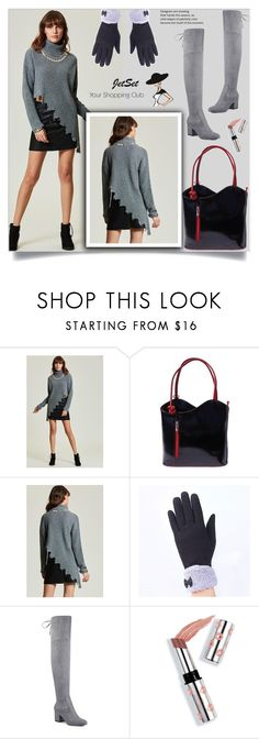 """JetSet shop!"" by samra-bv ❤ liked on Polyvore featuring Ivanka Trump, Ciaté, Carbotti, Fall, Winter, bag and autumn"