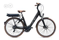 Swan - Vélo électrique Shimano Steps - O2feel