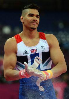 Louis Smith - Olympic Gymnast