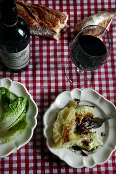 Duck Confit Parmentier recipe (duck confit pie with a mashed potato topping) YUM