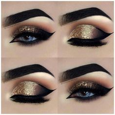 Makeup Eye Looks, Eye Makeup Steps, Beautiful Eye Makeup, Smokey Eye Makeup, Makeup Eyeshadow, Eyeshadow Palette, Sleek Makeup, Matte Eyeshadow, Makeup Palette