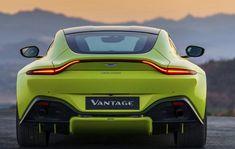 Aston Martin Vantage (2018-?)