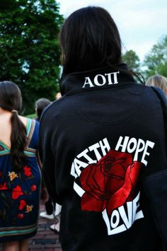 AOII - i want this <3
