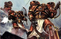 great crusade pre heresy thousand sons - Google Search