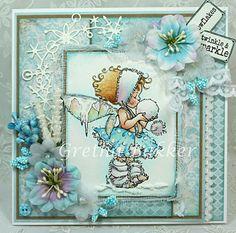 Mo's Dream Team: Winter Fairy Talva