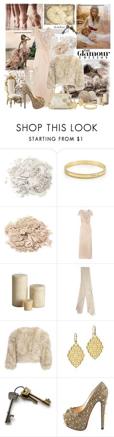 """""""The keys of the dream"""" by pilar-elena ❤ liked on Polyvore featuring Zuhair Murad, Guide London, Stila, Tiffany & Co., Temperley London, Co