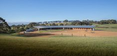 Equestrian Centre by Seth Stein Architects