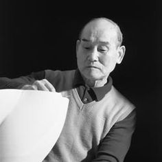 National Living Treasure of Japan, Manji INOUE (1929~), pottery artist, at work.
