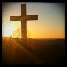 Fayetteville, AR- if this is the one cross I think it is, I've been there many times with someone very special to me...he is not with us physically anymore, but I know he is and will always be with me in my heart.