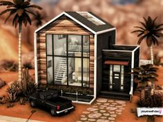 Love Natural, Natural Light, The Sims4, Sims House, Love Is All, Nice Tops, House Design, Ts4 Cc, Building