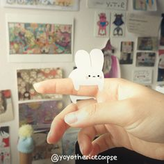 Illustrator 'Yoyo the Ricecorpse' Animates Quirky Hand-Drawn Characters With Her Original Photography