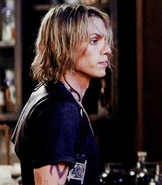 """Well...fuck."" jamie campbell bower city of bones"